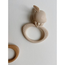 Bitleksak silicone toys rabbit shell - Konges Slöjd