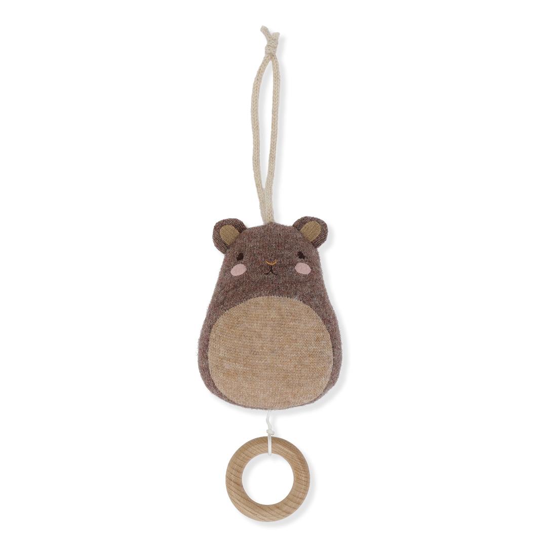 Music Toys cutie bear - Konges Slöjd