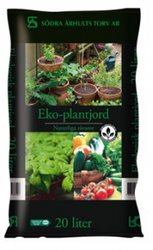 Eko-Plantjord 20 L KRAV