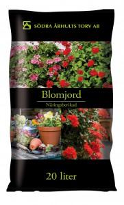 Blomjord 20 L