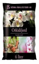 Orkidéjord 6 Liter