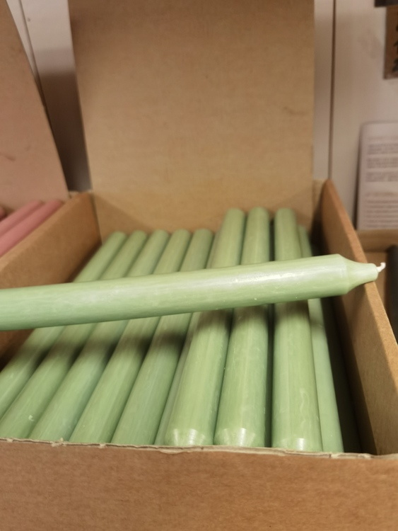 1 x Kronljus (Grön)