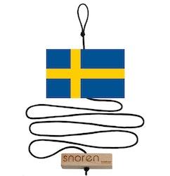 Tråden - Svenska flaggan, startsätt