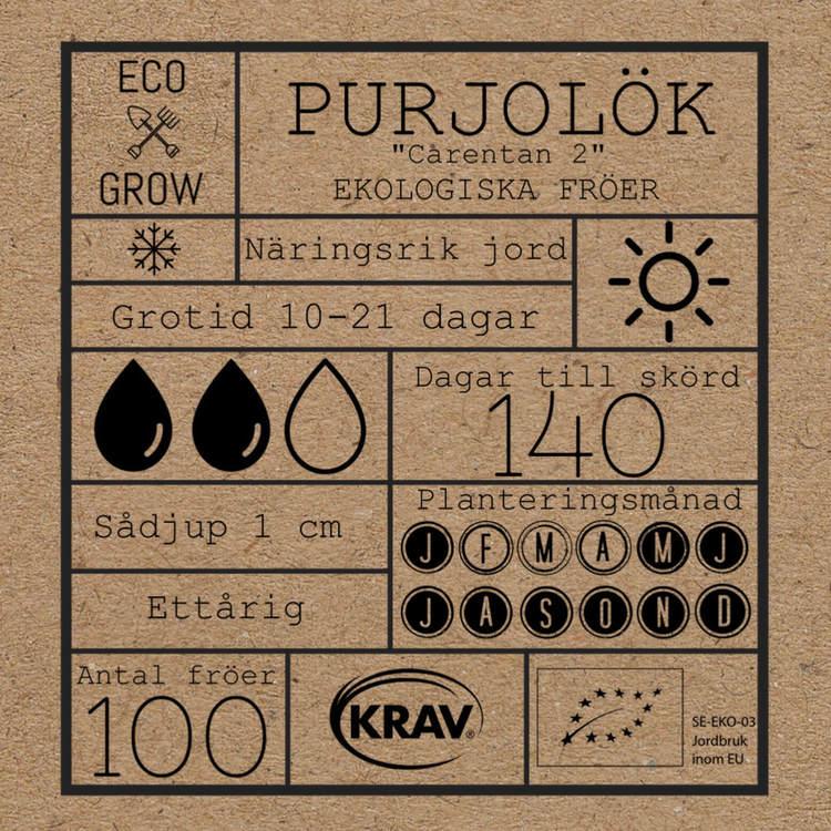 Purjolök -Carentan 2
