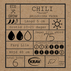 Chili - Barak
