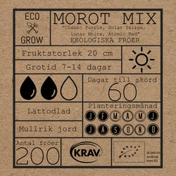 Morot Mix - Eco Grow