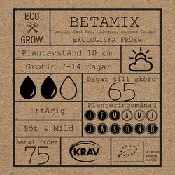 Betamix - Eco Grow
