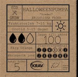 Halloweenpumpa - Howden