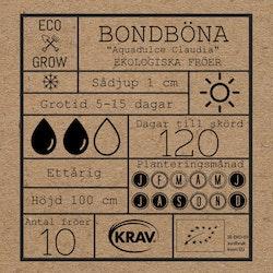 Bondböna - Aquadeluce Claudia