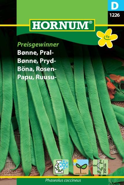 Rosenböna - Preisgewinner