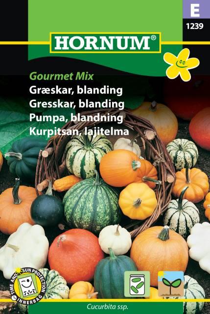 Pumpa mix - Gourmet mix