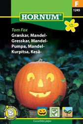 Mandel pumpa - Tom Fox