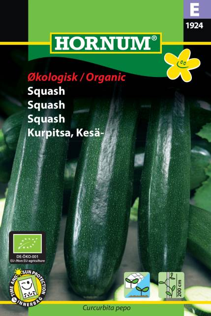 Squash (EKO) - Hornum frø