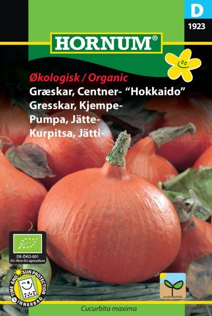 Hokkaido pumpa (EKO) - Hornum frø