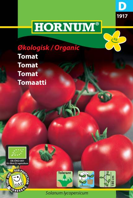 Tomat (EKO) - Hornum frø