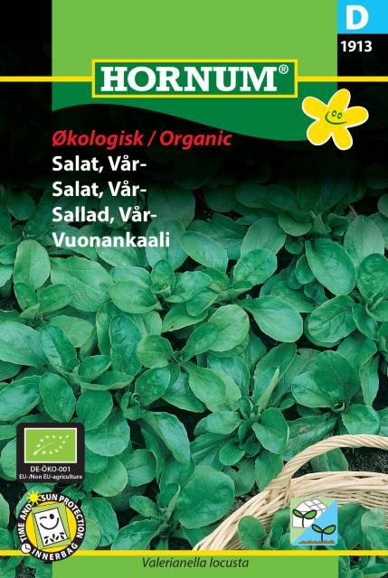 Vår sallad (EKO) - Hornum frø