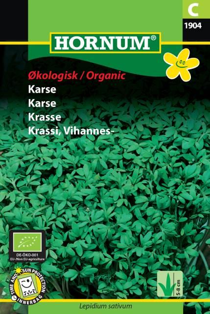 Krasse (EKO) - Hornum frø
