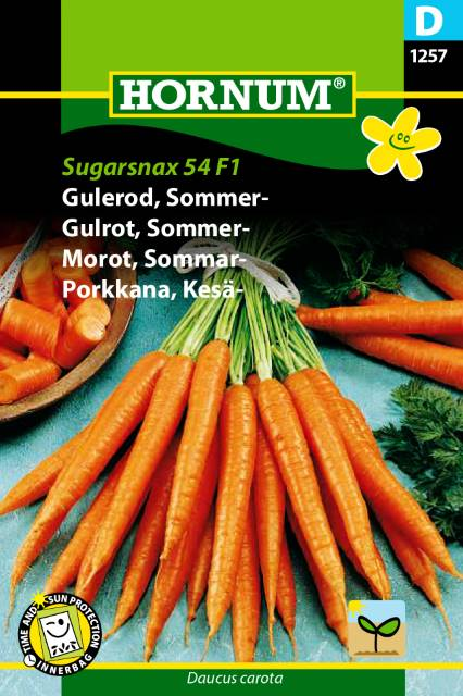 Sommar morot - Sugarsnax 54 F1