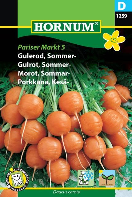 Sommar morot - Pariser Markt 5