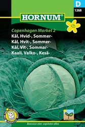 Sommar Vitkål - Copenhagen Market 2