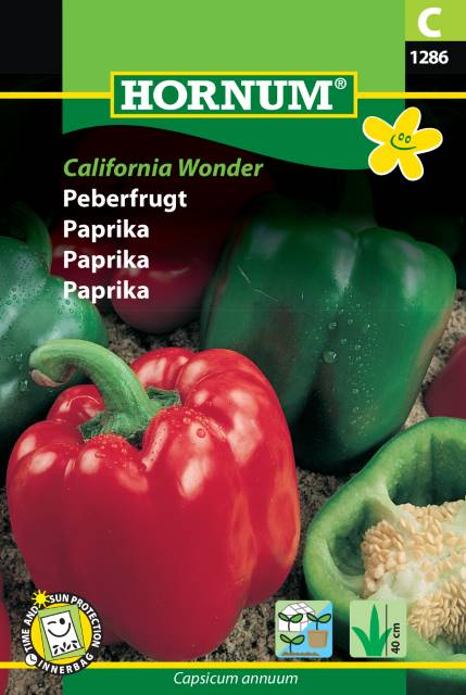 Paprika - California Wonder
