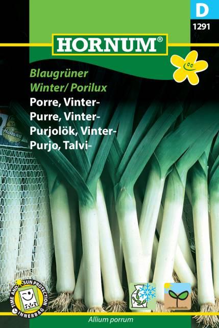 Vinter purjolök - Blaugrüner Winter/Porilux