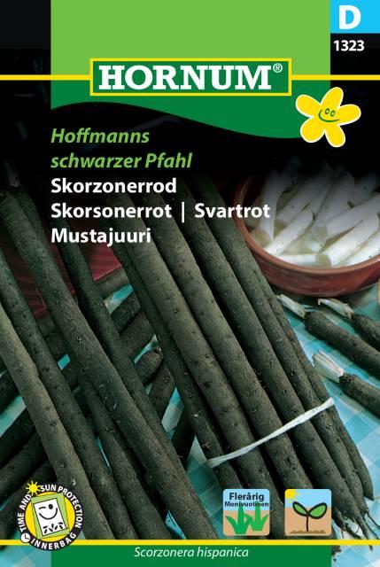 Svartrot - Hoffmanns schwarzer Pfahl