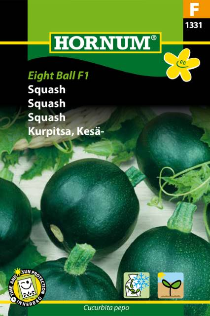 Squash - Eight Ball F1