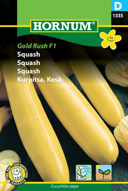 Squash - Gold Rush F1