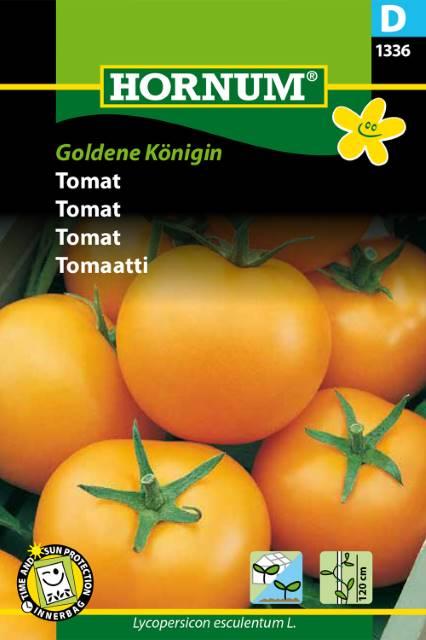 Tomat - Goldene Königin
