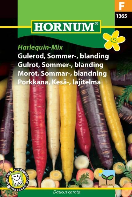 Sommarmorot Mix - Harlequin mix