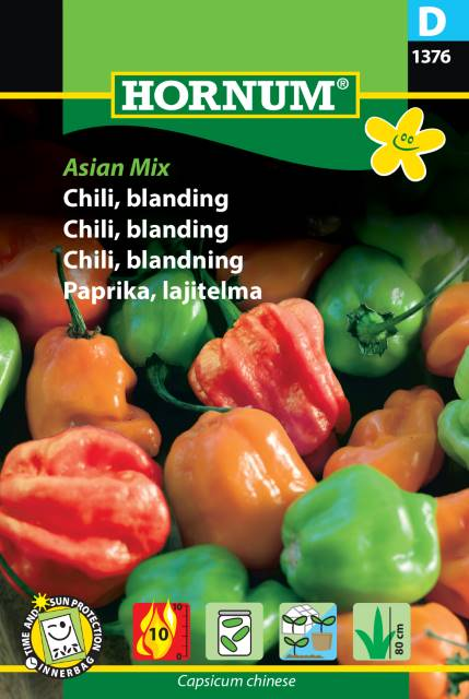 Chili mix - Asian Mix