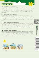 Pappersblomster mix - Hornum frø