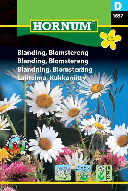 Blomsteräng mix - Hornum frø