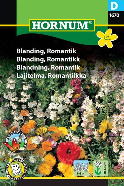 Romantisk mix - Hornum frø