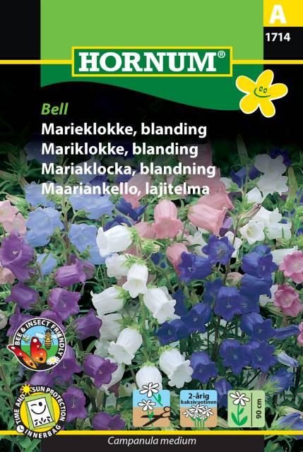 Mariaklocka mix - Bell