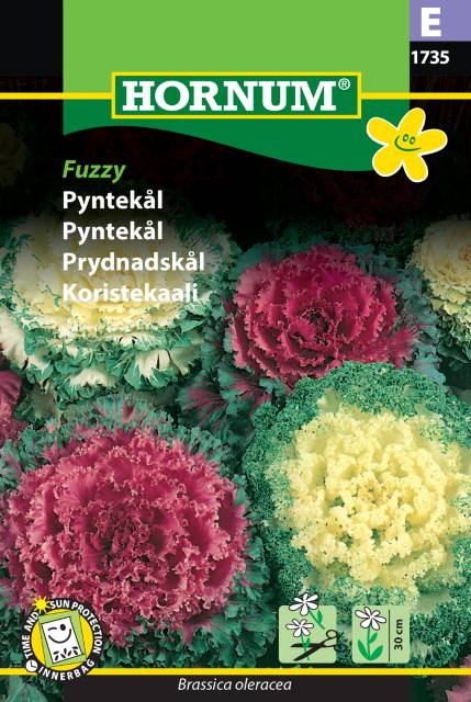 Prydnadskål - Fuzzy