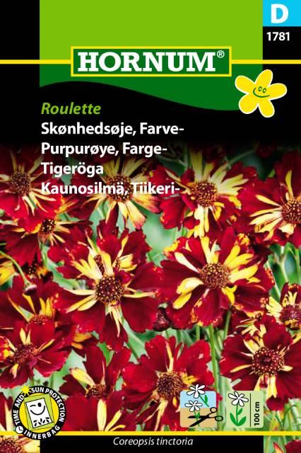 Tigeröga - Roulette