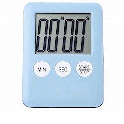 Lashface&Co digital clock