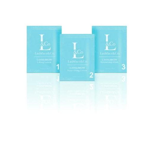 Lashface&Co Combo 1,2,3
