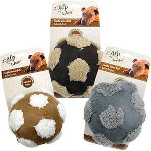 Cuddle soccer ball