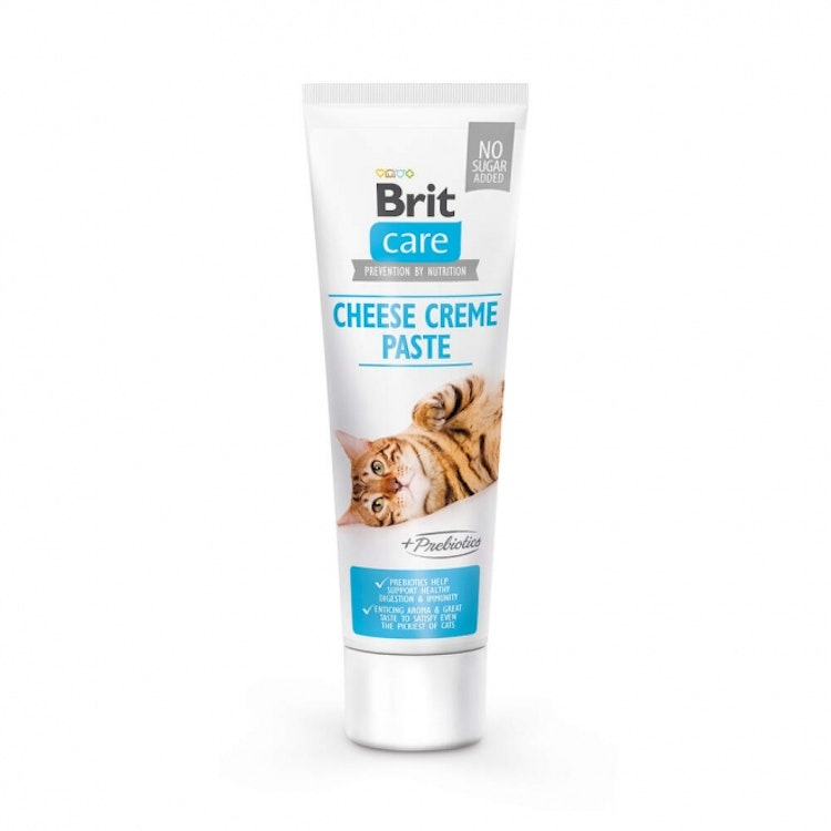 Brit Care Cheese Cream paste prebiotika