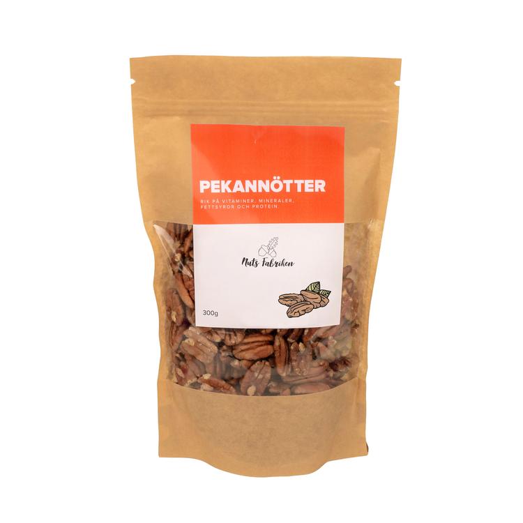Pekannötter 300 g