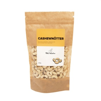 Cashewnötter 300 g