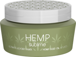 HEMP Luxury Mask