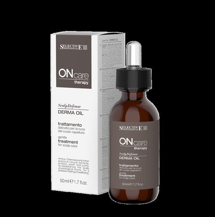 Oncare DERMA OIL - Mjällbehandling