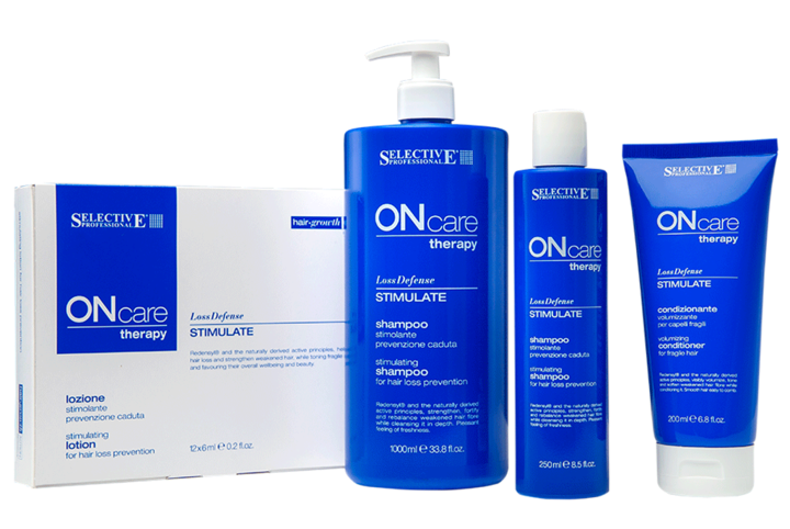 ONcare Terapi Paketet mot håravfall
