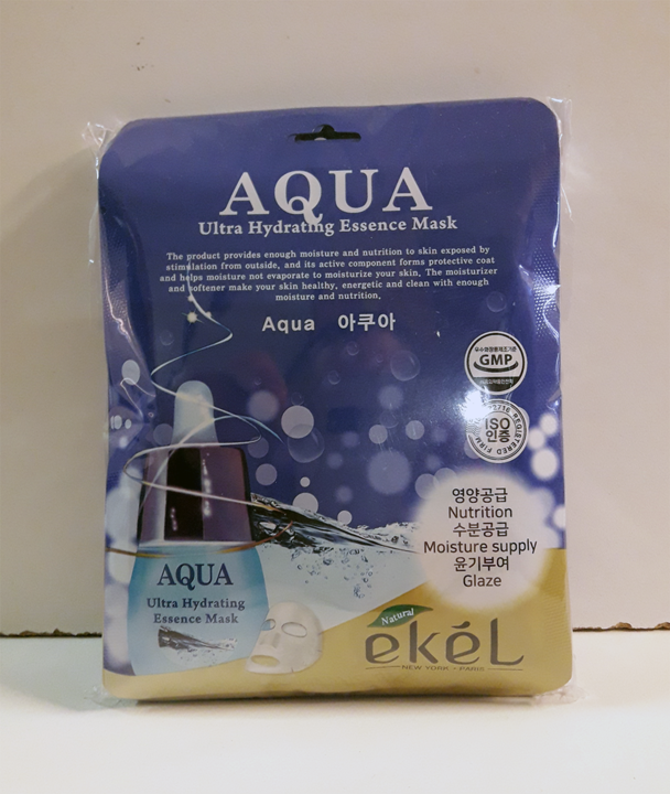 AQUA - Ultra Hydrating Essence Mask