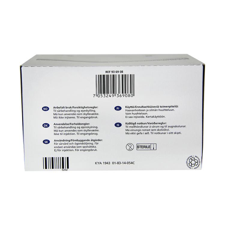 Natr-Klor Microspol 9 mg/ml 20x30 ml Natriumklorid