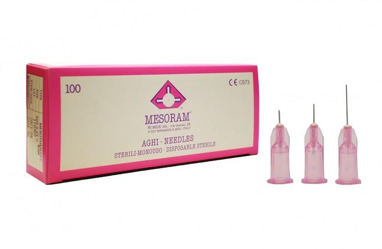Mesoram Kanyl Luer 32G 0,23x4 mm 1x100 st